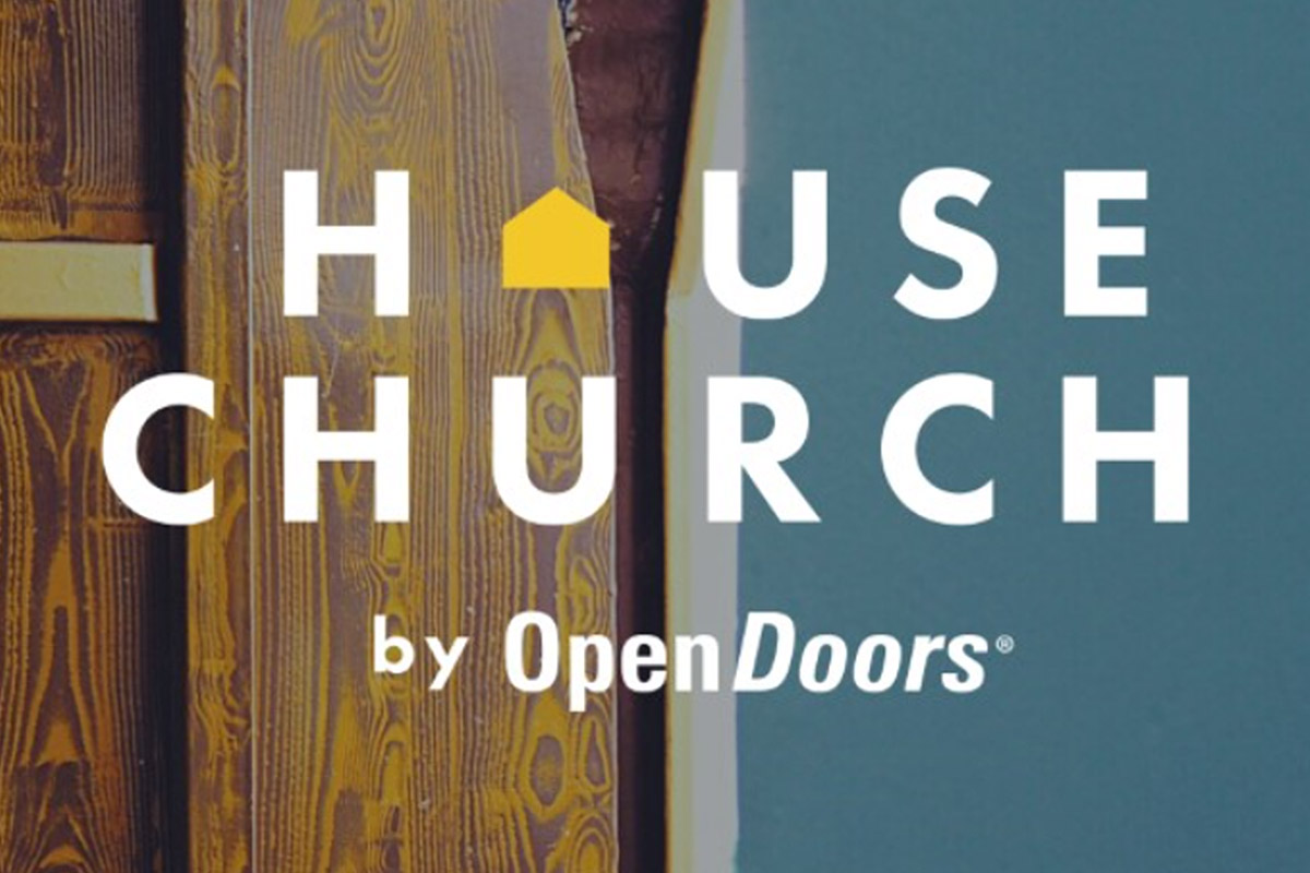 House Church by Open Doors