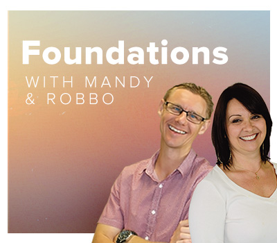 Foundations with Mandy & Robbo