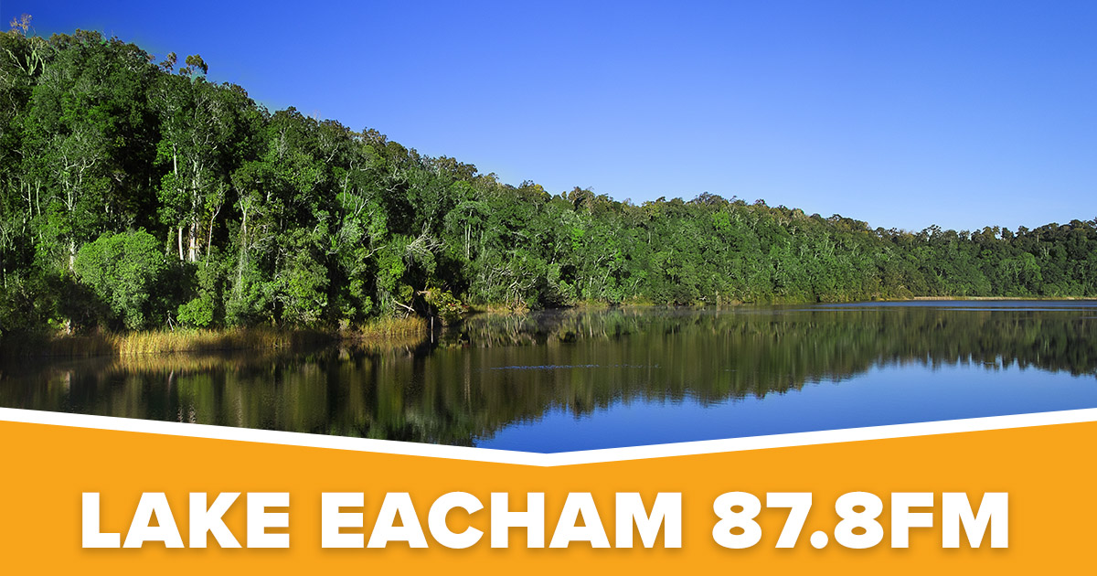 Lake Eacham QLD Christian Radio 87.8 FM