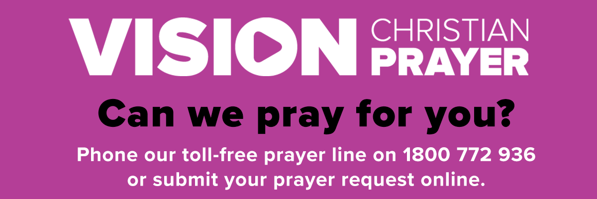 Vision Christian Prayer line information