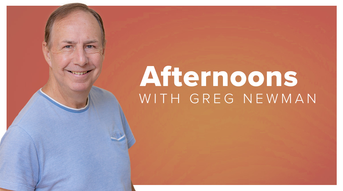 Afternoons with Greg Newman