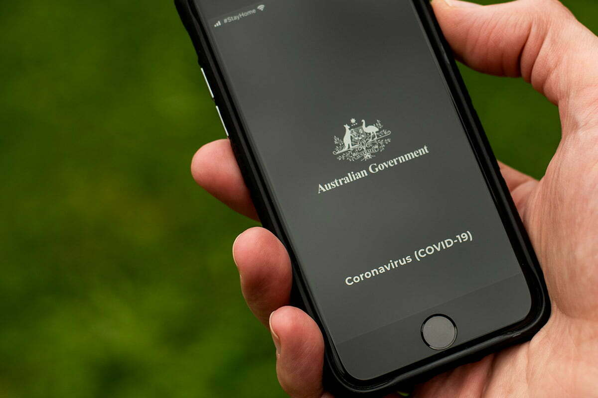Australian government app