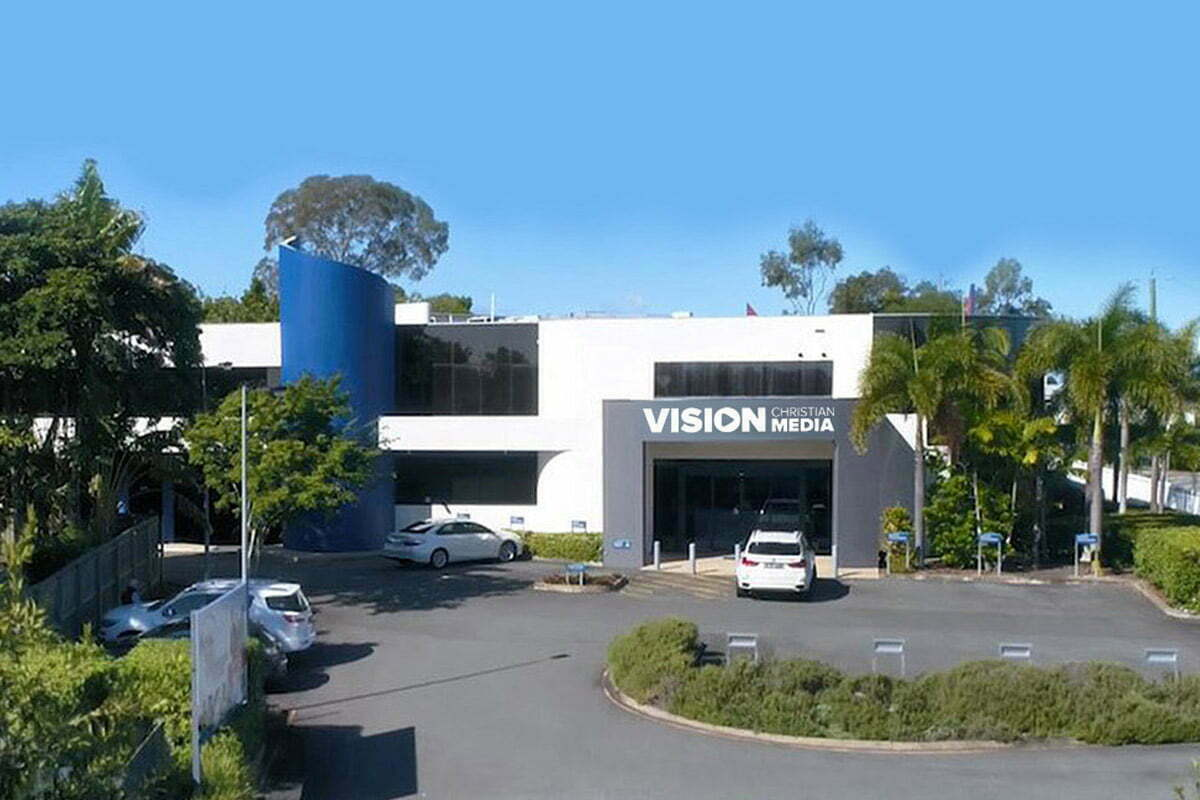 Vision's new home