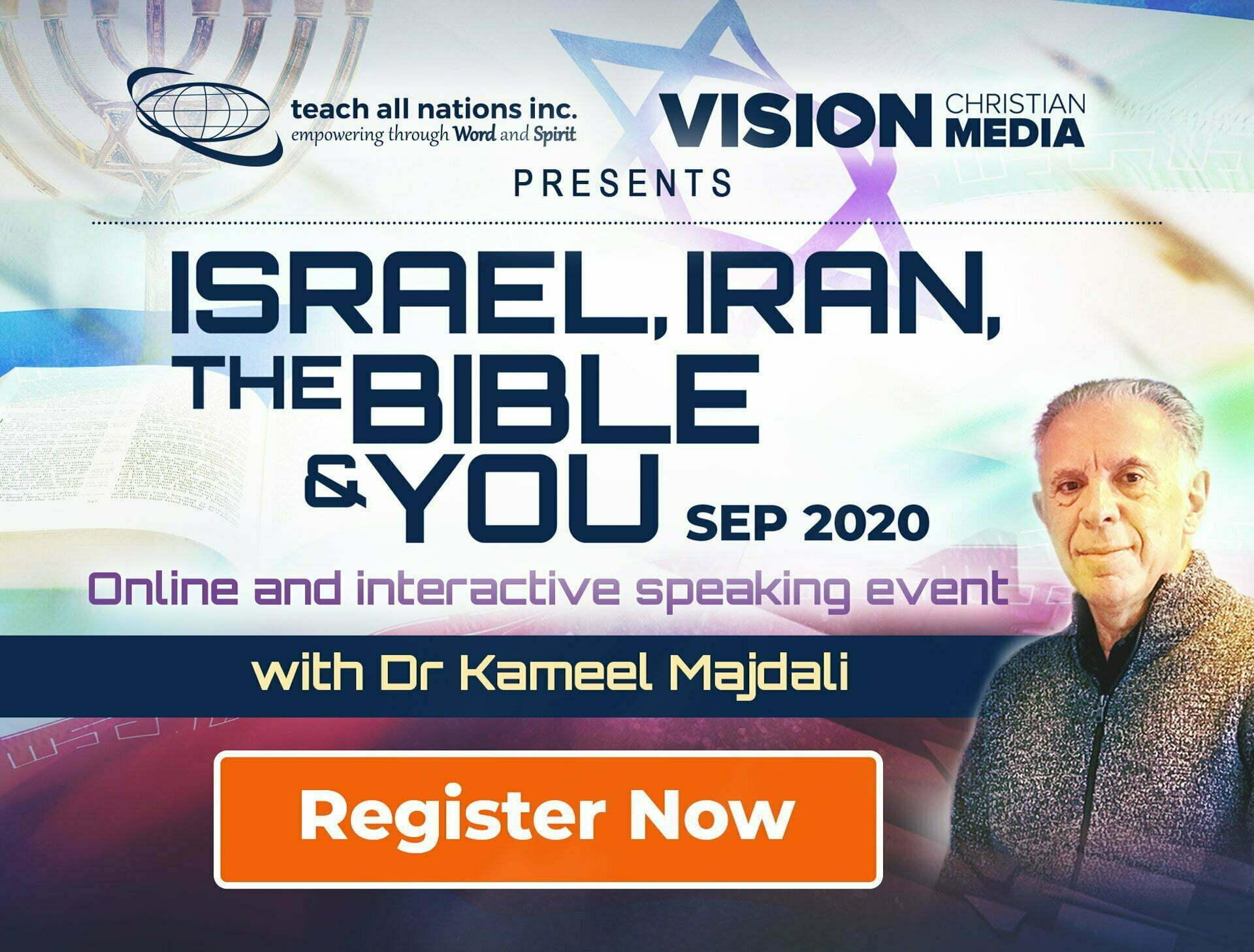 Kameel Online event