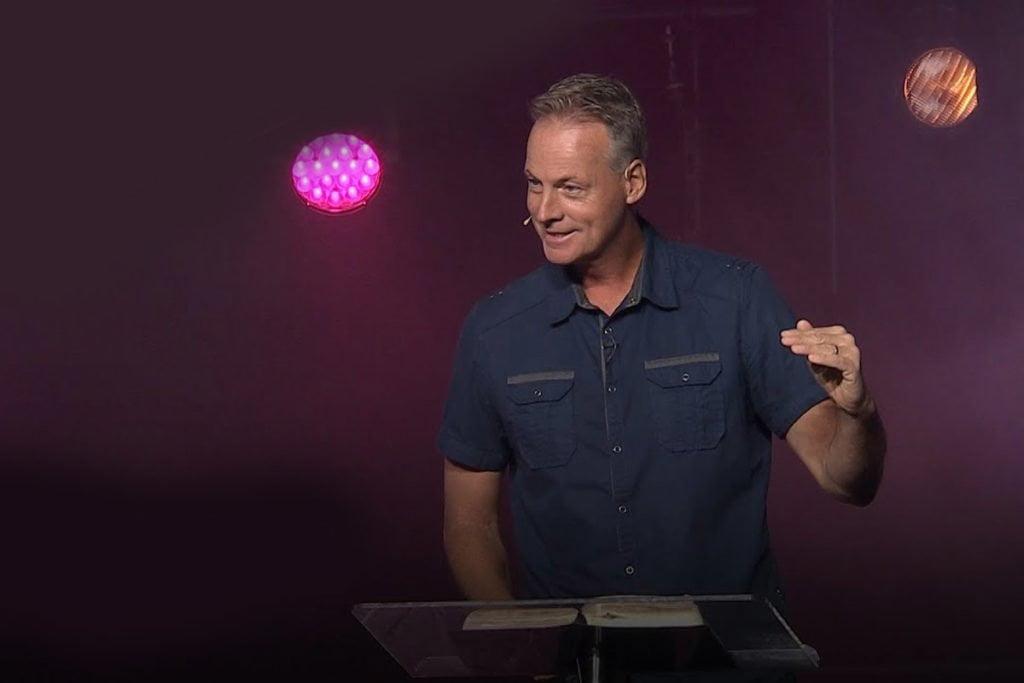 Pastor Jeff Vines