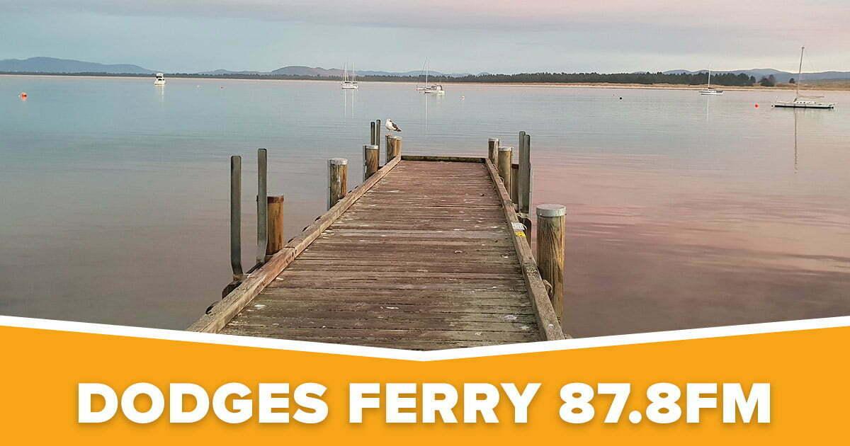 Dodges Ferry TAS Christian Radio 87.8 FM