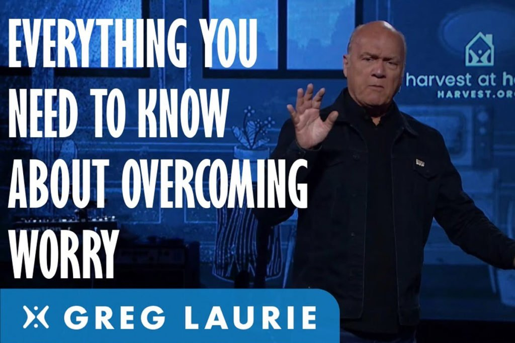Everything you need to know about overcoming fear with Greg Laurie