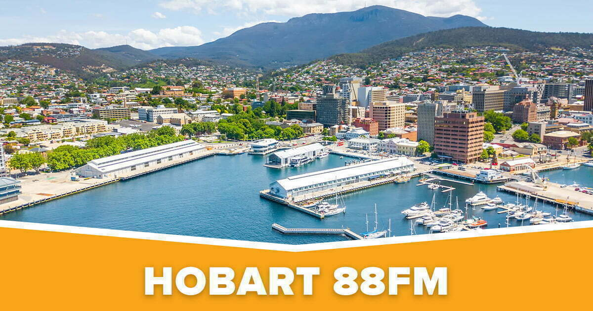 Hobart TAS Christian Radio 88 FM