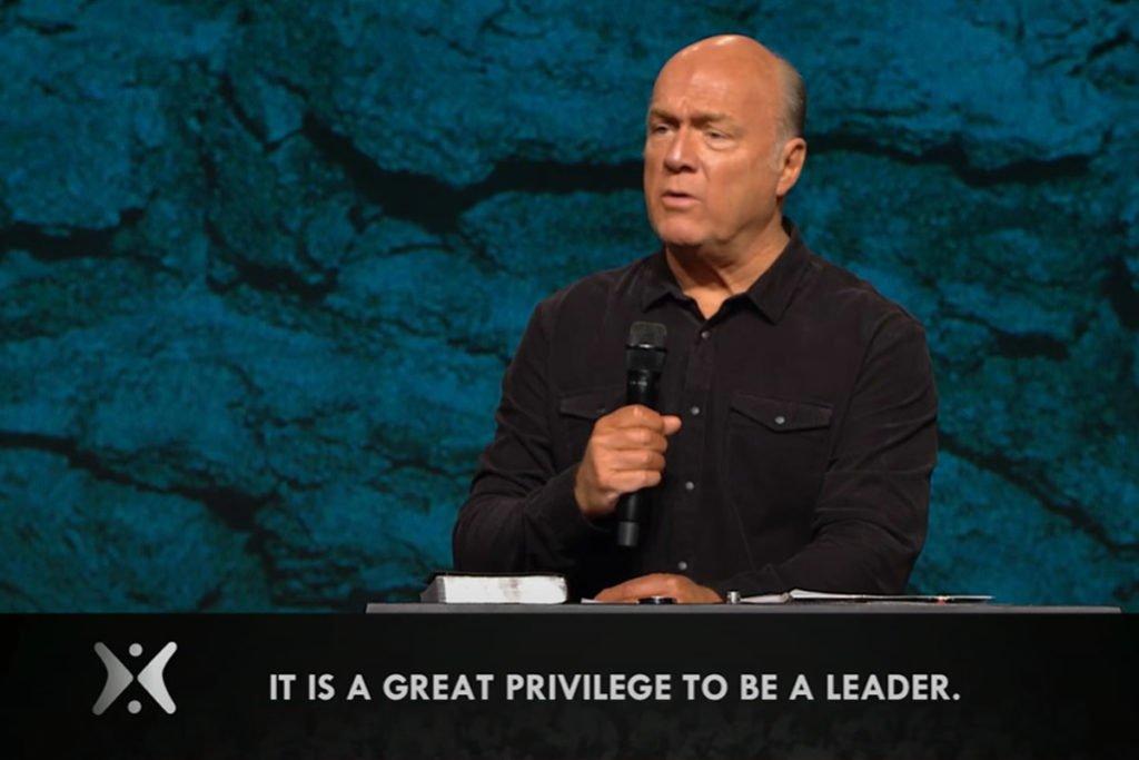 Greg Laurie Leadership