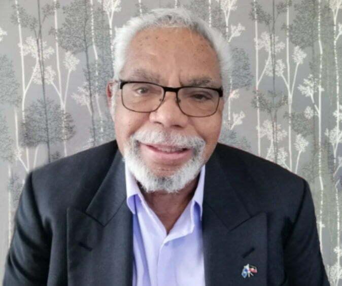 Pastor Peter Walker