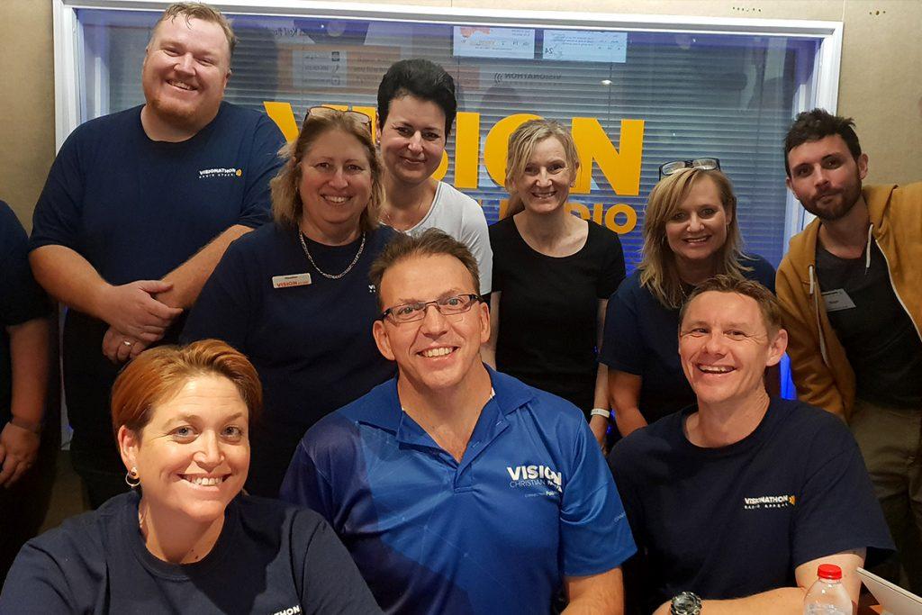 Visionathon team