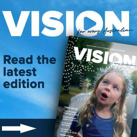 Read Vision for Every Australian magazine