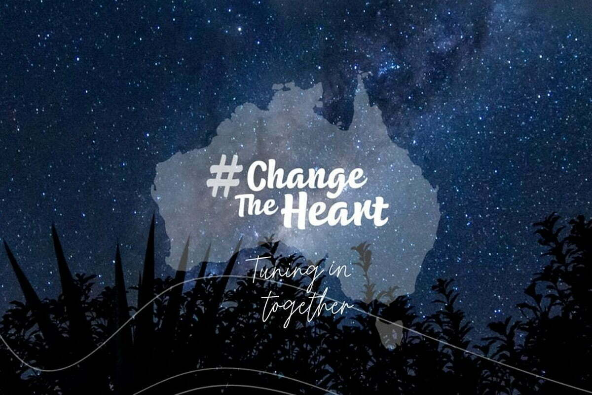 Change The Heart