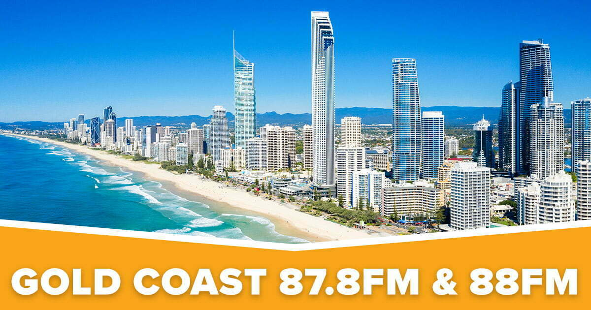 Gold Coast Christian Radio 87.8 and 88FM
