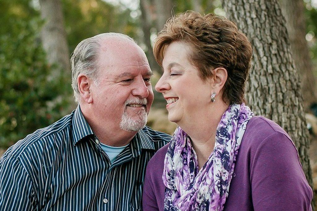 Ron and Deb DeArmond