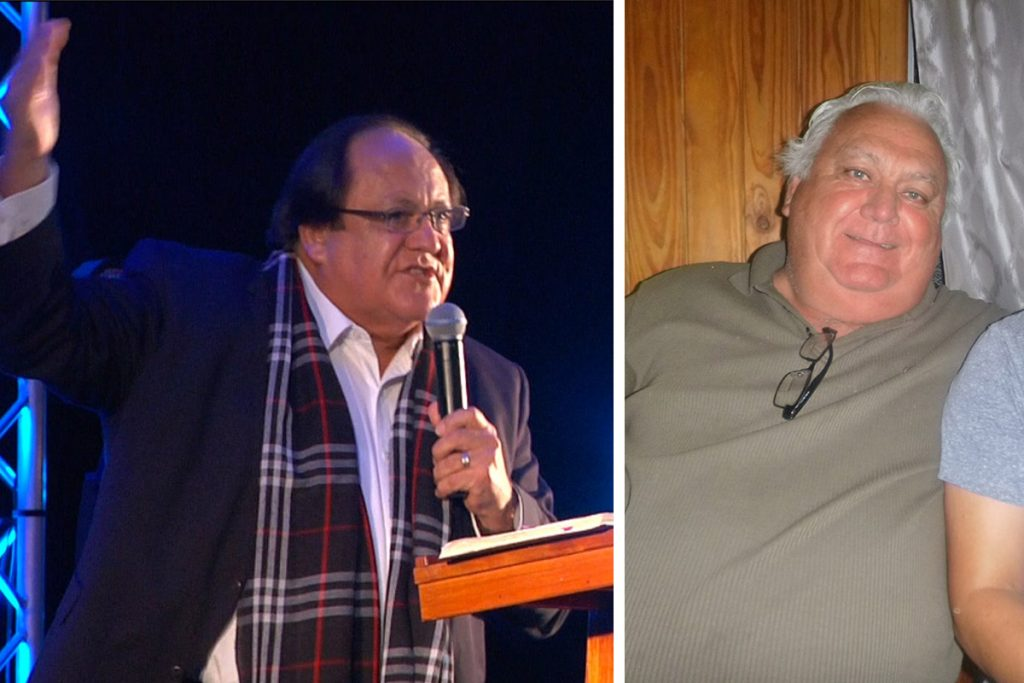 Bill Newman and Isaac Gordon