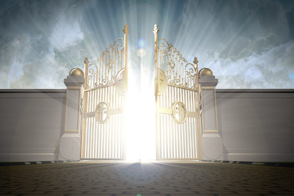 gates of heaven