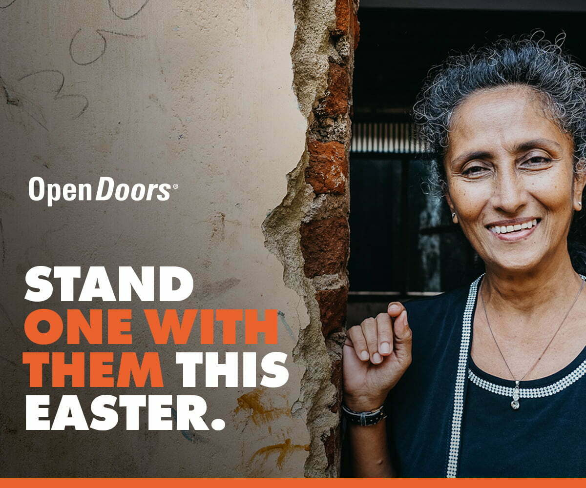 One with them donate now