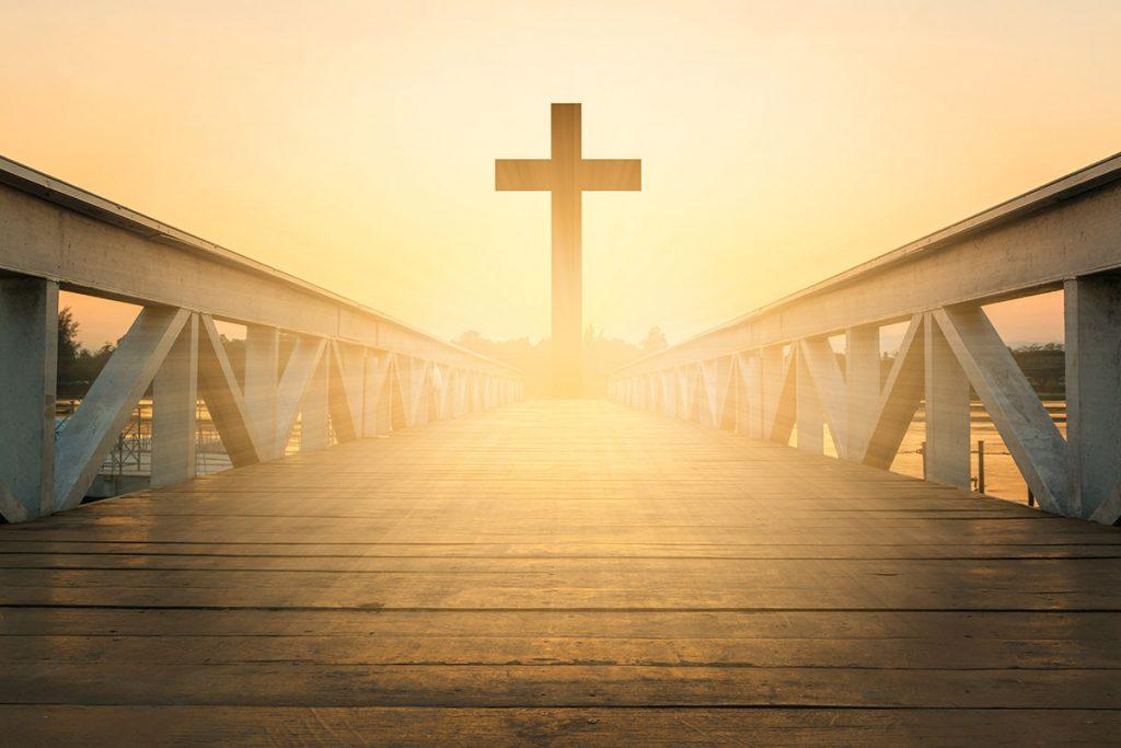 Bridge to cross
