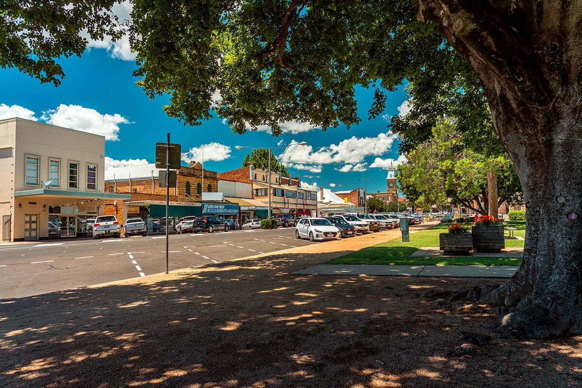 Warwick, Queensland.