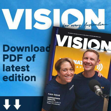 Download Vision for Every Australian
