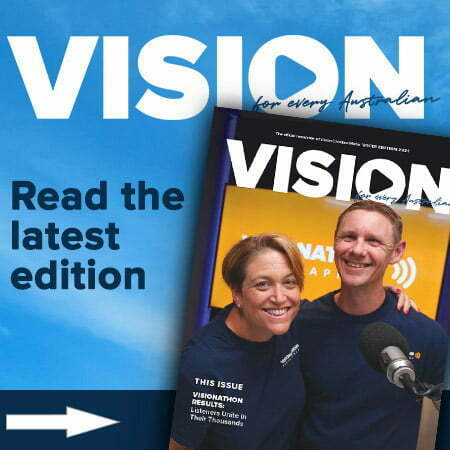 read Vision for Every Australian