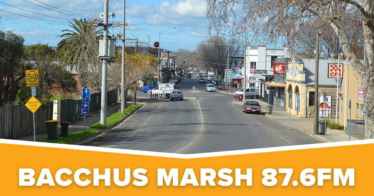 Bacchus Marsh Vision Christian Radio 87.6 FM