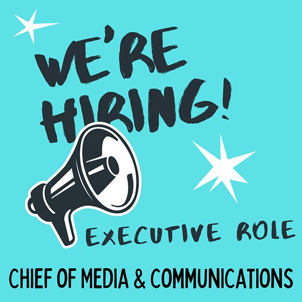 Exec role vacancy