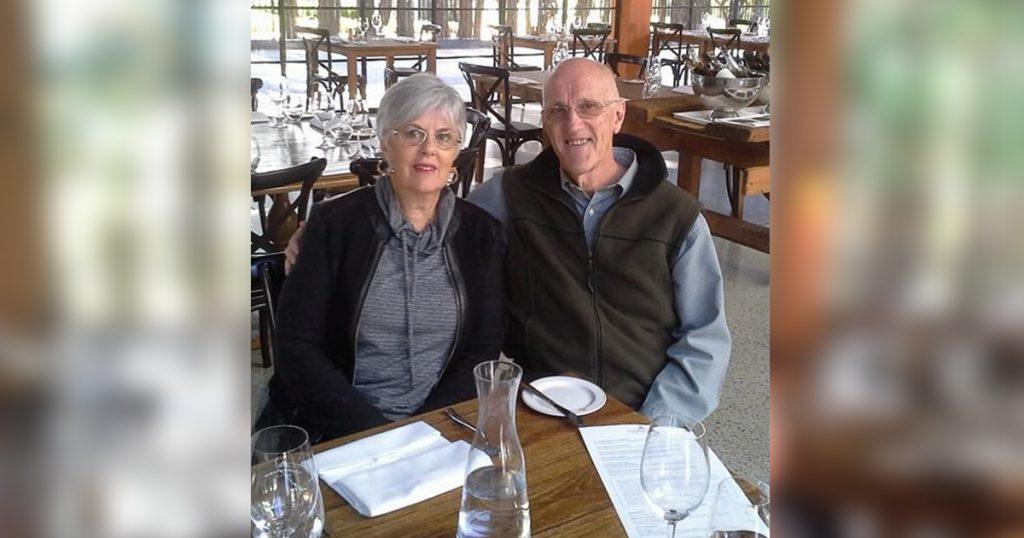 Malcolm & Suzanne White