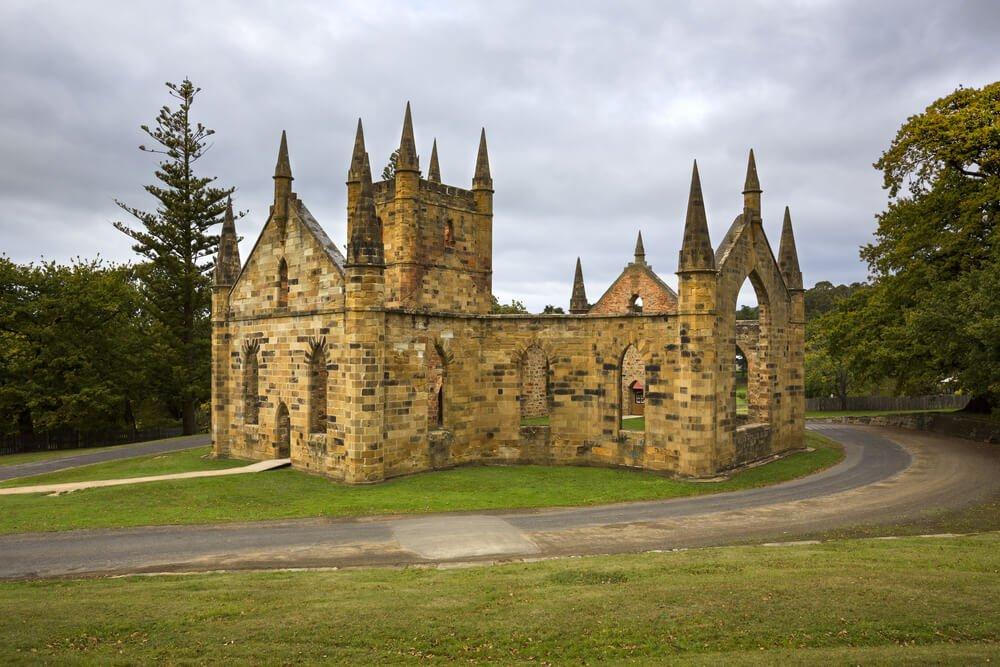 Port Arthur Historical Church