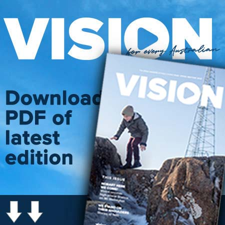 Download the Spring 2021 Vision Today