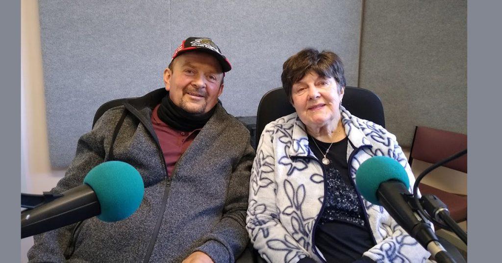 Cameron & Margaret Harvey