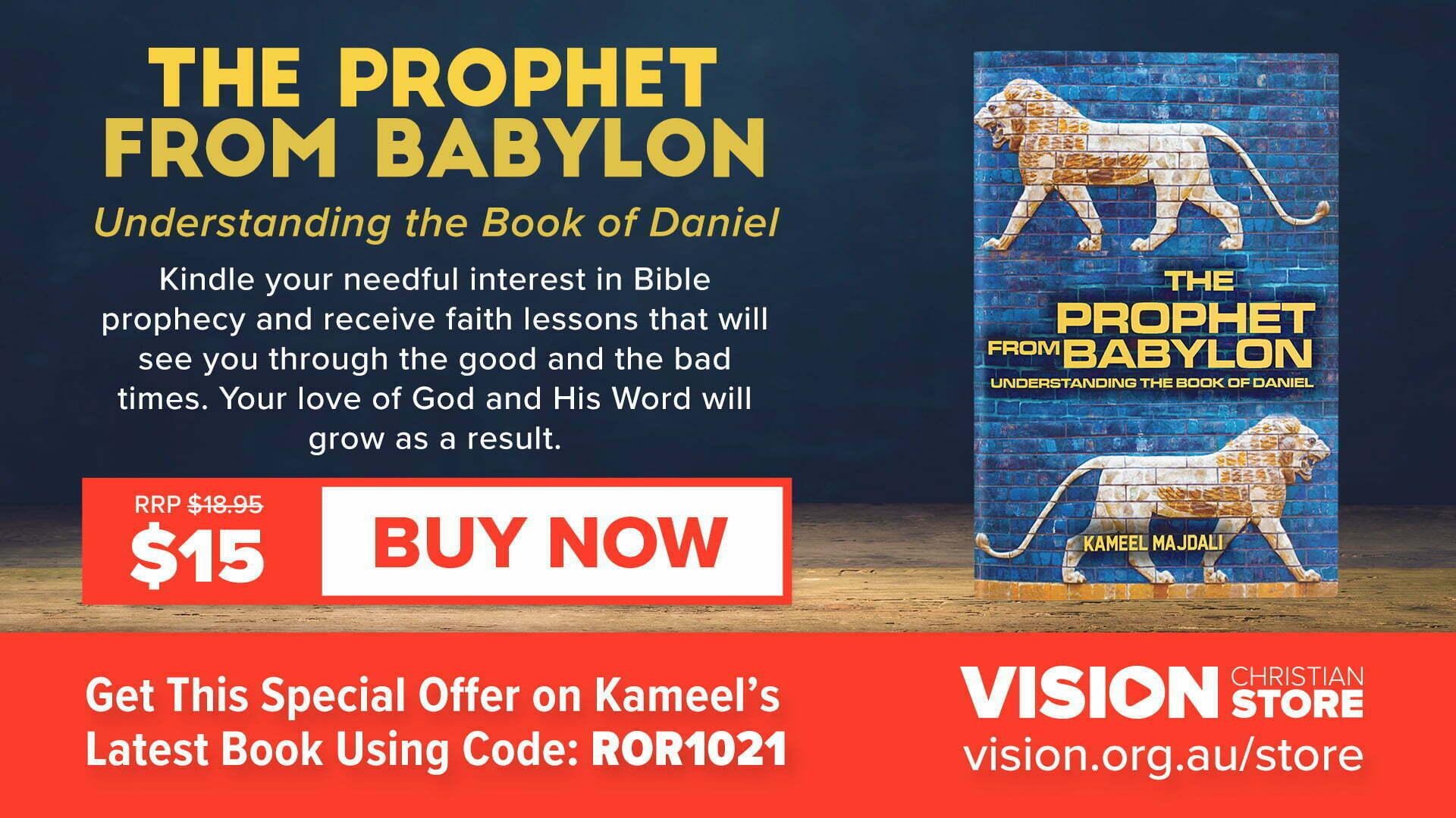 Buy The Prophet From Babylon